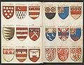 Wapenboek Beyeren (armorial) - KB79K21 - folios 039v (left) and 040r (right).jpg