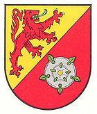 Coat of arms of the local community Merzweiler
