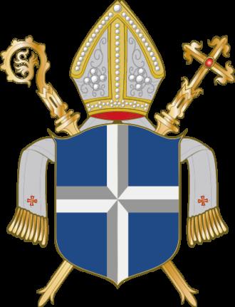 Roman Catholic Diocese of Speyer - Image: Wappen Bistum Speyer