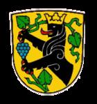 Das Wappen von Eibelstadt