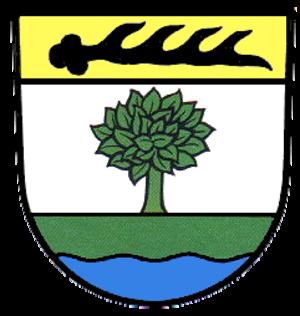 Gutach (Schwarzwaldbahn) - Image: Wappen Gutach Schwarzwaldbahn
