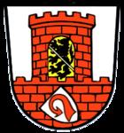 Das Wappen von Höchstadt a.d.Aisch