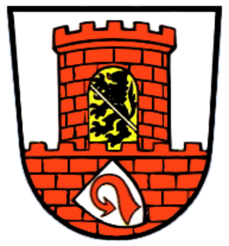 Höchstadt - Image: Wappen von Höchstadt an der Aisch