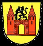 Das Wappen von Ostheim v.d.Rhön