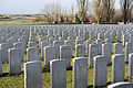 War Graves at Tyne Cot Cemetary, Belgium MOD 45156481.jpg
