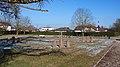 War cemetery for World war I in Marchtrenk, Upper Austria, Austria-italian section-field D&E PNr°0642.jpg