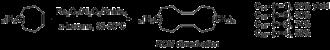 Ring-closing metathesis - Image: Warwel and Kaitker cross metathesis dimerization