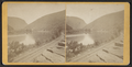 Water Gap, (Pa.) Kittatinny Mountains, by R. Newell & Sons.png