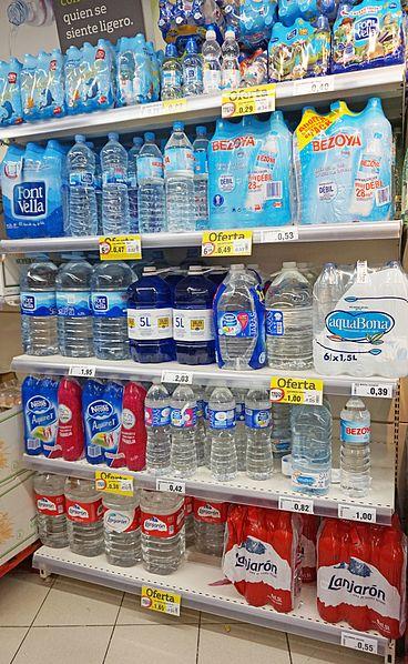 File:Water bottles in Dia.jpg