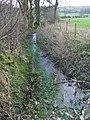 Watercourse (1) - geograph.org.uk - 316264.jpg
