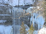 File:Waterdawn Tew's Falls in Winter2.jpg