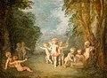 Watteau - L'Amour aiguisant ses traits, USA.jpg