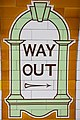Way out sign, Covent Garden tube station (32629323704).jpg