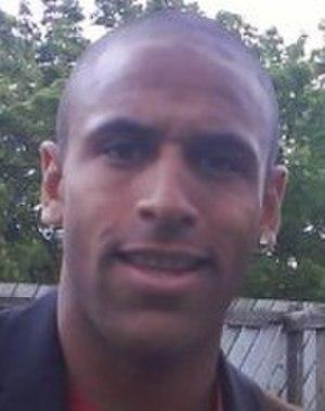 Wayne Thomas (footballer) - Image: Wayne Thomas