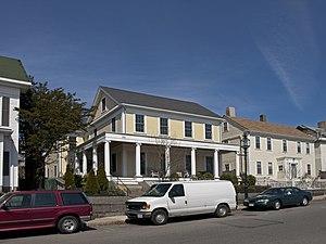 Webster-Lane House - Image: Webster Lane House Gloucester