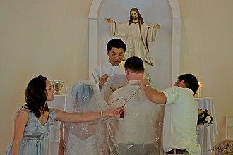 Wedding cord - Wedding cord ceremony