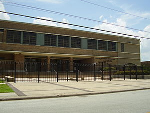 Wheatley High School (Houston) - Fine Arts Complex and John F. Codwell Auditorium