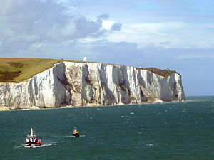 White Cliffs of Dover - The White Cliffs of Dover