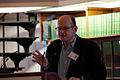 WikiConference UK 2012 - Jon speaks.jpg