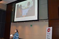 WikiLearningPresentation1Wikimania2015 11.JPG
