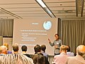 Wikimedia Open Science event CRG 2018 24.jpg