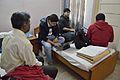 Wikipedia Academy Preparation - Visveswaraya Guest House - Indian Institute of Technology - Kharagpur - West Midnapore 2015-01-24 4938.JPG