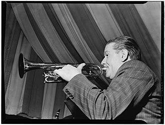 Bill Davison - Image: Wild Bill Davison, Eddie Condon's, NYC (Gottlieb 01811)