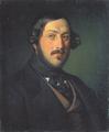 Wilhelm Marstrand - Georg Carstensen - 1844.png