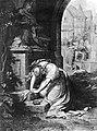 Wilhelm von Kaulbach - Gretchen vor der Mater Dolorosa.jpg