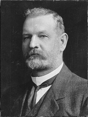 William MacDonald (New Zealand politician) - William MacDonald in ca 1910