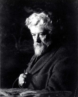 William Keith (artist) - William Keith, 1909
