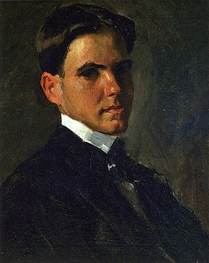 Julian Onderdonk - Portrait of Julian Onderdonk (1901), by William Merritt Chase, Witte Museum, San Antonio, Texas.