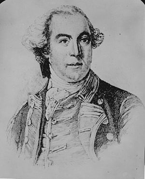Battle of Blandford - Brigadier General William Phillips