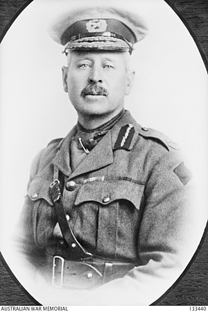 William Holmes (Australian general) - Image: William holmes