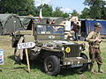 Willys MB during the VII Aircraft Picnic in Kraków.jpg