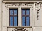 Window of the house at Stodolní 18, Ostrava, Czech Republic 006.jpg