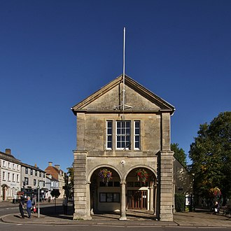 Witney - The Town Hall