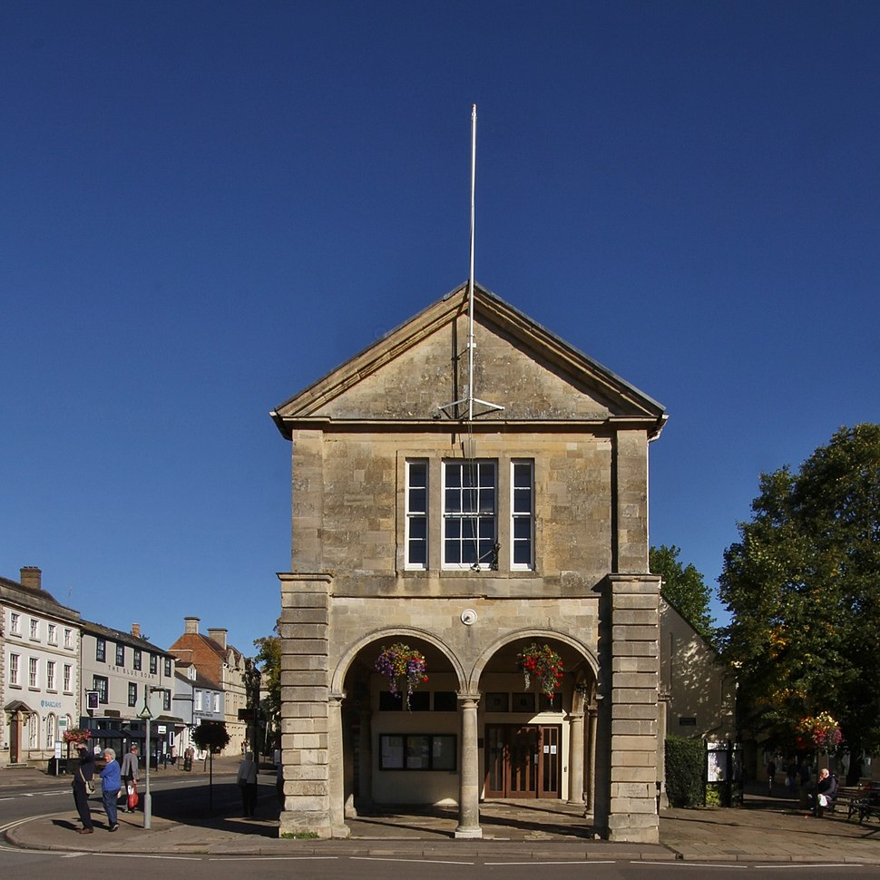 Witney TownHall south
