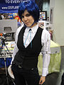 "Wizard World Anaheim 2011 - Natose from ""They Are My Noble Masters"" (5674468715).jpg"