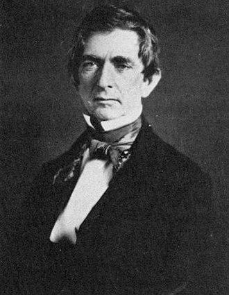 United Kingdom and the American Civil War - U.S. Secretary of State William H. Seward (c. 1850)