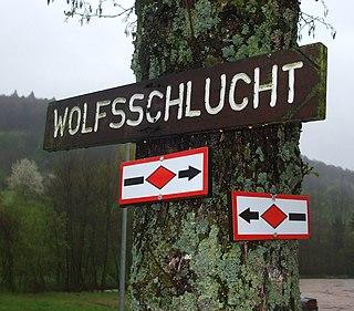 Westweg