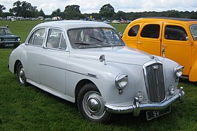 Wolseley Four forty four ca 1955 in Hertfordshire.jpg