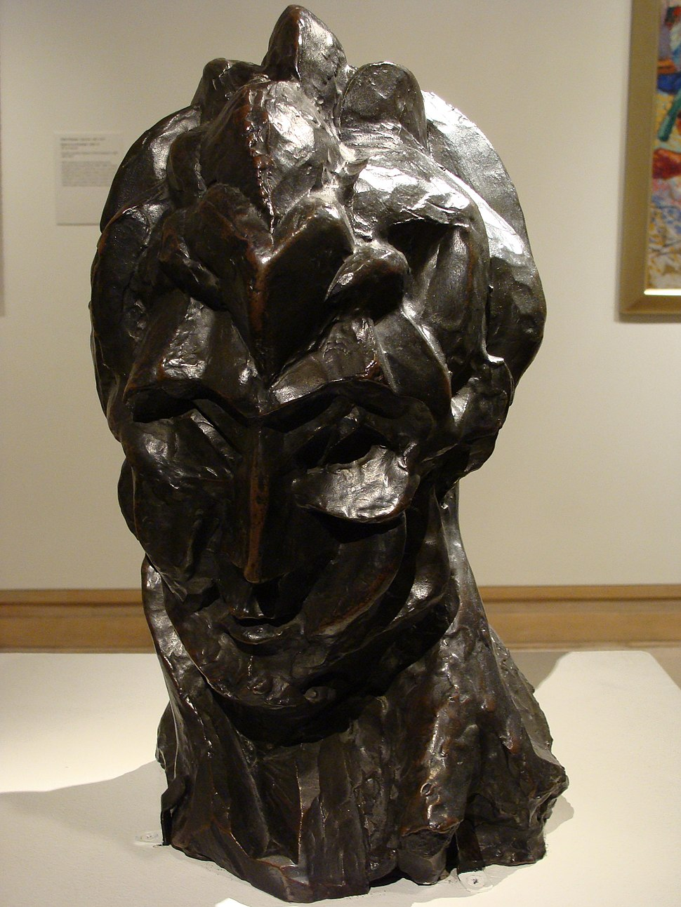 Womans Head Picasso