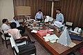 Wonder Materials Workshop Preparatory Session - NCSM - Kolkata 2010-08-13 7128.JPG