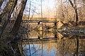 Wooden Bridge Road over New Hope Creek - panoramio.jpg