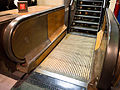 Wooden escalator (part) - Flickr - James E. Petts.jpg