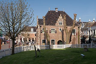 Town in Friesland, Netherlands