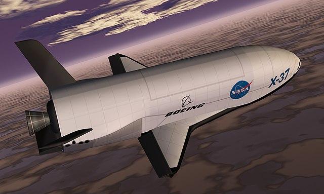 Image Credit: http://en.wikipedia.org/wiki/Boeing_X-37