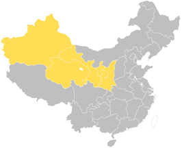 Noordwest-China