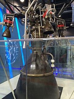 YF-20 Chinese rocket engine
